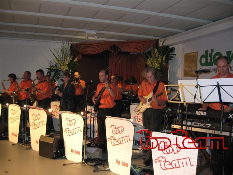 Big Band Top Team Ihre Band Für Gute Live Stimmung Aus Dem